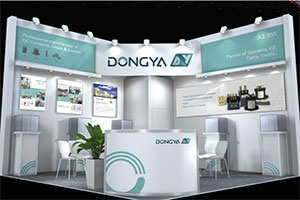 DongYa Electronic will take part in 28th München Electronic Fair Y2018