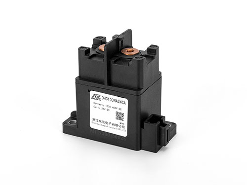 High Voltage DC Contactor DHC100
