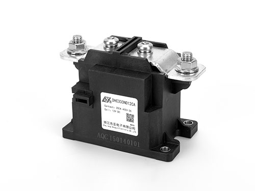 High Voltage DC Contactor DHC300