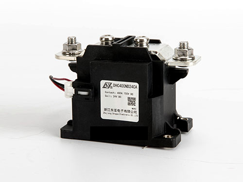 High Voltage DC Contactor DHC400